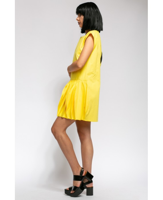 SARA YELLOW DRESS