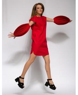 LANA RED DRESS